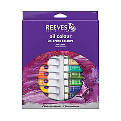 Reeves Fine Oil Color Set Set