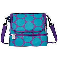 Wildkin Double Decker Lunch Bag 8