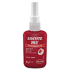 Loctite 263 High Strength Threadlockers 50