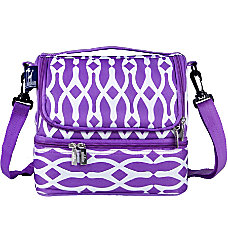 Wildkin Double Decker Lunch Bag Wishbone
