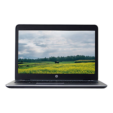 "HP EliteBook 840 G3 Refurbished Laptop, 14"" Screen, 6th Gen Intel® Core™ i5, 8GB Memory, 240GB Solid State Drive, Windows® 10 Professional"