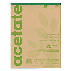 Grafix Matte Acetate Film Pad 11