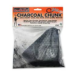 Generals Charcoal Drawing Chunk Black