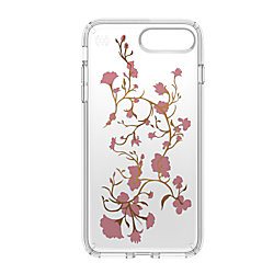 Speck® Presidio™ CLEAR Hard Case For Apple® iPhone® 7 Plus, Blossom