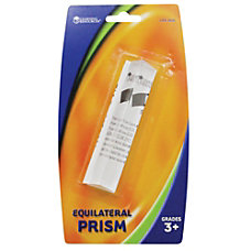 Learning Resources Equilateral Prism 4 x