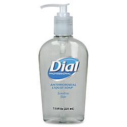 Dial Sensitive Skin Liquid Hand Soap