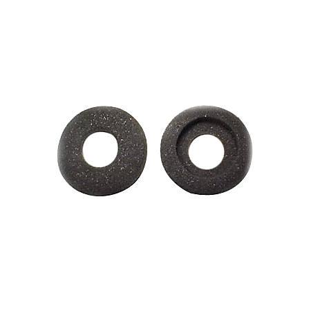 Plantronics Doughnut Ear Cushions - Black - Foam