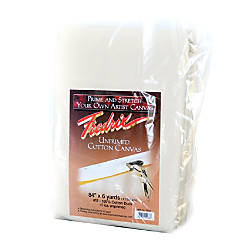 Fredrix Style 548 Unprimed Heavyweight Cotton