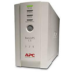 APC Back UPS CS 325VA wo