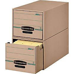 Bankers Box Recycled StorDrawer Letter