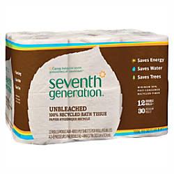 Seventh Generation Natural Unbleached Paper Towels