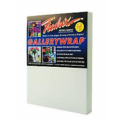 Fredrix Gallerywrap Stretched Canvases 8 x