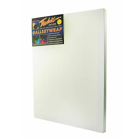 """Fredrix Gallerywrap Stretched Canvas, 12"""" x 16"""" x 1"""""""