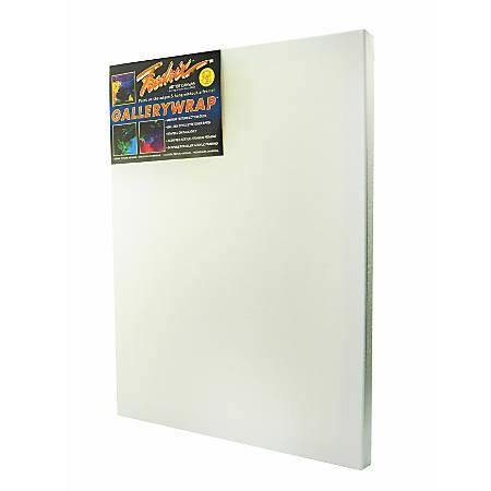 """Fredrix Gallerywrap Stretched Canvas, 16"""" x 20"""" x 1"""""""