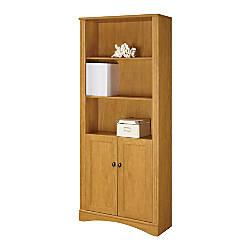 Realspace Dawson 5 Shelf Bookcase With