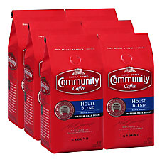 Community Coffee Arabica Ground Coffee House