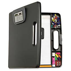 OIC Portable Cliboard Case with Calculator