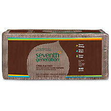 Seventh Generation 100percent Recycled 1 Ply