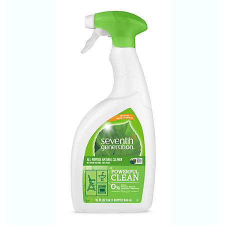 Seventh Generation® Natural Nontoxic All-Purpose Cleaner, 32 Oz