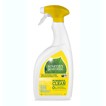 Seventh Generation® Natural Tub And Tile Cleaner, 32 Oz