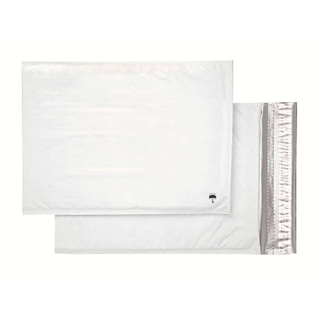 "Office Depot® Brand Bubble Mailers, #7, 14 1/4"" x 19"", Pack Of 6"
