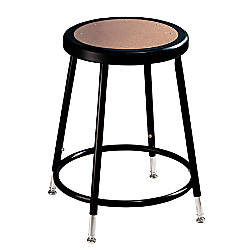 National Public Seating Adjustable Hardboard Stools
