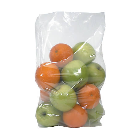 26in x 4in x 42in - 2 Mil Gusseted Poly Bags