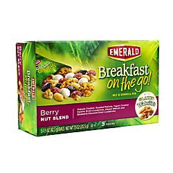 Emerald Breakfast On The Go Nut