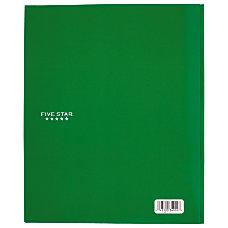 Five Star Pocket Prong Paper Folder