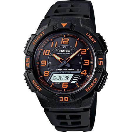Casio AQS800W-1B2V Wrist Watch - Men - SportsChronograph - Anadigi - Solar