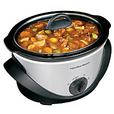Hamilton Beach 33141 Slow Cooker