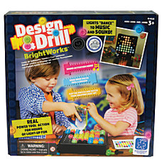 Educational Insight Design Drill BrightWorks Set
