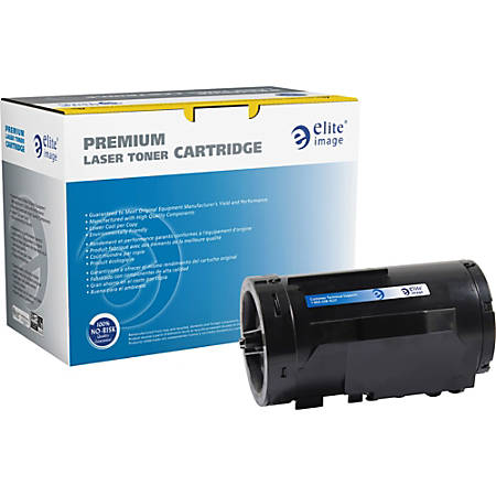 Elite Image Remanufactured Toner Cartridge - Alternative for Dell (47GMH) - Black - Laser - High Yield - 6000 Pages - 1 Each