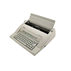 ROYAL Scriptor II 69147T Electronic Typewriter