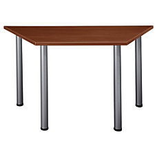 Bush Business Furniture Aspen Trapezoid Table