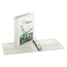 Office Depot Brand EasyOpen ClearVue Locking