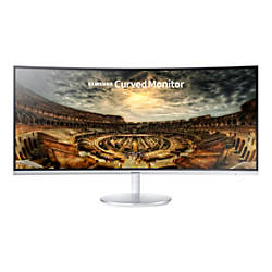 Samsung C34F791WQN 34 LED LCD Monitor