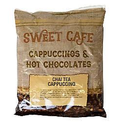 Sweet Caf Chai Tea Cappuccino 2