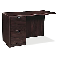 Lorell Prominence 20 Return Desk Left