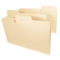 Smead SuperTab File Folders Legal Size
