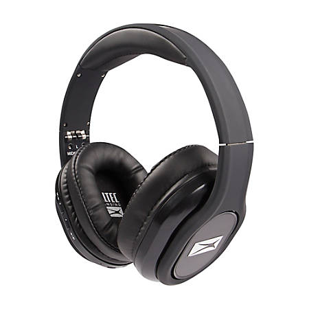 Altec Lansing® Evolution 2 Bluetooth® Over-The-Ear Headphones, Black, MZX668-BLK