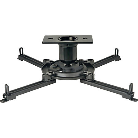 Peerless PJF2-UNV Spider Universal Projector Mount with Vector Pro II - Aluminum - 50 lb