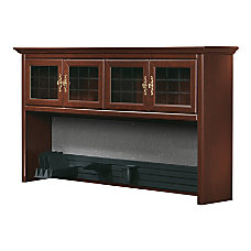 Sauder Heritage Hill Hutch Classic Cherry