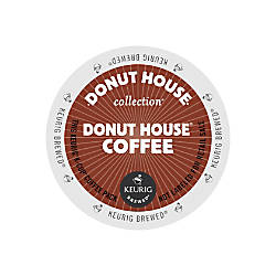 Donut House Collection Regular Coffee K
