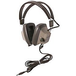 Califone Explorer Binaural Stereo Headphone