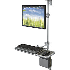 Balt Economy Workstation Wall Mount 5125