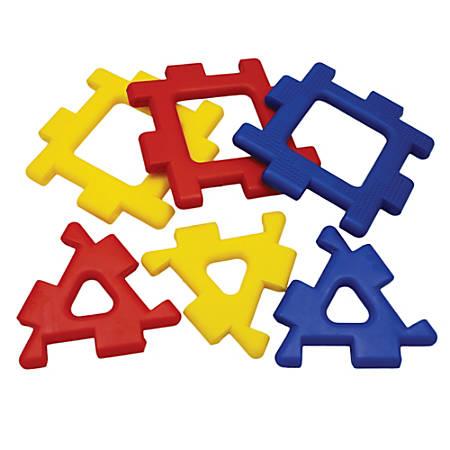 Polydron Giant Polydron Set, Grades Pre-K - Kindergarten