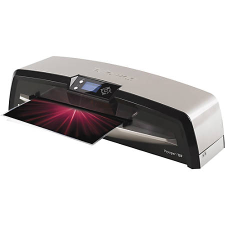 Fellowes® Voyager VY125 Laminator