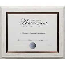 Dax 2 tone Bronze Document Frame