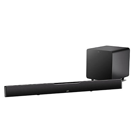 Polk Audio SurroundBar 9500BT Sound Bar, Black, 9500BT